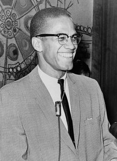 """Brothers! Brothers, please! This is a house of peace!"" (Malcolm X)"