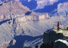 The Grand Canyon in northern Arizona is noted as one of the Seven Natural Wonders of the World. Home to tribes of native peoples through the centuries, the canyon did not become a tourist destination until the late 1800s, with the arrival of the train in Flagstaff, 75 miles away. A ride by horseback or wagon was the only way to visit the canyon until a railway spur for steam trains was built to the canyon in 1901. You can still take a steam train through Grand Canyon National Park to the…
