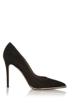 Most gorgeous suede pumps #shoes #covetme #givenchy