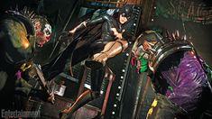 READ: Play as Batgirl in the new Batman: Arkham Knight DLC, out next week