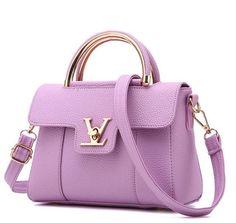 fake designer bags V Women's Luxury Leather Clutch Bag Ladies Handbags Brand Women Messenger Bags Sac A Main Femme handle
