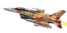 F-16I Sufa (Iain Wyllie)