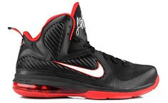 Nike LeBron 9 - yeah...might have to get these. I hope they come in a NikeID model so I can customize.