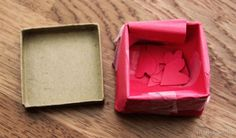 Kisses inside a box: helping children with separation anxiety
