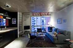 Projeto: Marcel Steiner - apartamento do decorador - Casa e Decoração - UOL Mulher