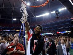Louisville Basketball Player Kevin Ware