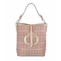 The Aby Bucket Pink Bag