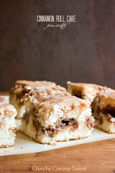 Cinnamon+Roll+Cake+(from+scratch)+Recipe