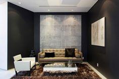 Black Walls, Living Room
