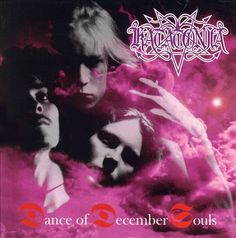 Katatonia - Dance Of December Souls on Limited Edition 180g 2LP