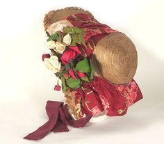 mary's 19th century clothing: 1860-1869