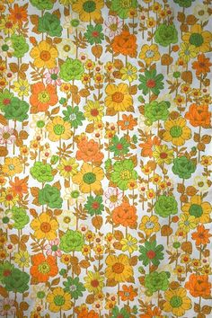 Original retro wallpaper & vinyl wallcovering from the sixties & seventies - A unique collection of original 1950s to 1980s wallpapers for sale!