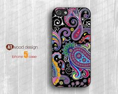 NEW iphone 5 cases case for iphone 5 iphone 5 cover by Atwoodting by dandan.jin.31