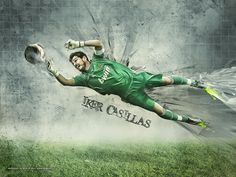 Wallpapers Iker Casillas Real Madrid FC