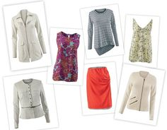 Some of the great pieces from the upcoming (February 1) Spring CAbi collection. Www.cabionline.com