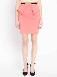Image for Fold Detail Skirt from Portmans