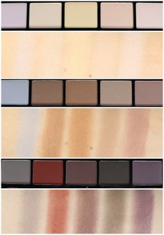Hard Candy Look Pro Matte Eyeshadow Palette | Review & Swatches – Kitty Kat Does Makeup
