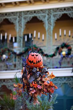 Disneyland // Haunted Mansion Holiday // Halloween at Disneyland