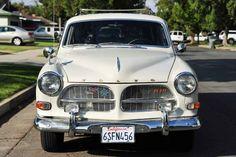 1963 Volvo 122s (amazon) Wagon