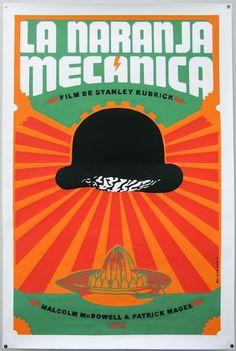 La naranja mecánica (Nelson Ponce, Cuba, 1990s)