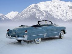 1949 Cadillac Sixty-Two Convertible