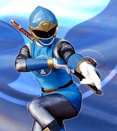 blue ninja ranger | Power Rangers Ninja Storm Cosplay Prop -- Hurricane Blue Ranger Helmet ...