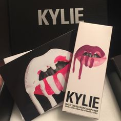 Kylie Lip Kit in Posie K Sold Old Posie K ‼️ **IN HAND READY TO SHIP!!** 1 Matte Liquid Lipstick and 1 Pencil Lip Liner. The Liquid Matte Lipstick has high intensity pigment for an instant bold matte lip. The extremely long wearing lipstick contains moisturizing ingredients for a comfortable, emollient and silky feel that does not dry your lips out. Kylie Lip Kit by Kyle Jenner Makeup Lipstick