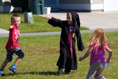 Mrs. Nespy's World: Our Harry Potter Party - Games