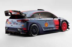Hyundai i20 WRC 2017 (Foto: Hyundai)