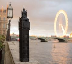 Detailed model of Big Ben designed to be shown at the APPG event at the Houses of Parliament in London. Big Ben is a symbol of not only London but Houses Of Parliament, Building Structure, Big Ben, 3 D, Tower, London, 3d Printing, Design, Rook