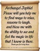 Archangel Parchment Scrolls - 36 Angel Prayers to the 15 Archangels - Send a prayer to the Archangels - Free