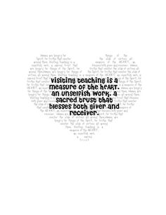 Visiting Teaching quotes