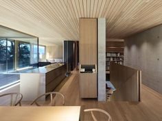 Dietrich   Untertrifaller Architekten Design a Contemporary Home in Bregenz, Austria