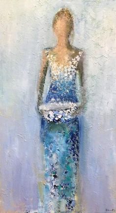 Fine Art, Figure Paintings in Oil and Mixed Media Abstract Art Painting, Art Painting, Figure Painting, Human Art, Visual Arts Center, Abstract Painting, Art, Figurative Art, Angel Painting