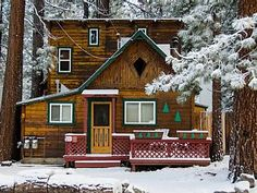 Enjoy an unforgettable stay with all the amenities you could want and need for that relaxing vacation you deserve! This cabin is CLOSE TO EVERYTHING! It's located just three short blocks to the lake, within one block ...