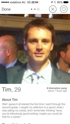 Best tinder bios for men