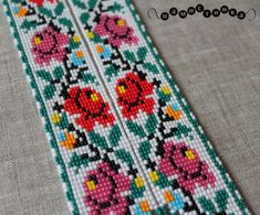 1 million+ Stunning Free Images to Use Anywhere Seed Bead Jewelry, Seed Bead Earrings, Beaded Jewelry, Floral Necklace, Boho Necklace, Bead Loom Patterns, Beading Patterns, Cross Stitch Art, Tear