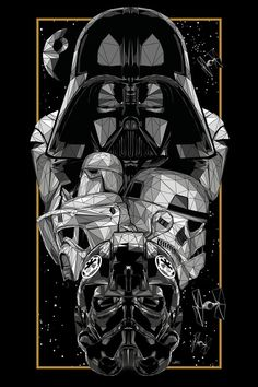 Official illustration for the exhibition Star Wars: An Art Odyssey, in partnership with Le Café Pixel, Poster Posse, Lucasfilm, Acme Archives Star Wars Film, Star Wars Fan Art, Star Wars Poster, Star Trek, Star Wars Tattoo, Witcher Wallpaper, Cuadros Star Wars, Marvel Movie Posters, Gravure Laser