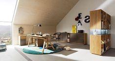 Creative Teen Workspaces. I'd add a fish tank.