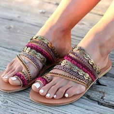 Tendance Sandales : Sandals Aysel Leather Sandals Slingback decorated sandals Slip on handmade sandals Swarovski sandals Boho Sandals Lace Up Sandals, Flat Sandals, Leather Sandals, Summer Sandals, Beach Sandals, Flat Shoes, Bohemian Sandals, Summer Shoes, Beach Shoes