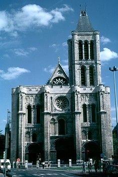 St. Denis Catherdral