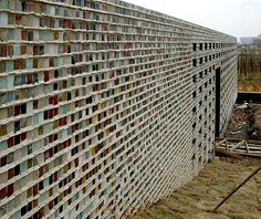 ceramic house by chinese architect wang shu - 2012 pritzker architecture prize