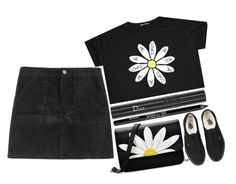 """""""Daisy's"""" by hola-hi ❤ liked on Polyvore featuring Christian Dior, Urban Decay, Vans and Daisy"""