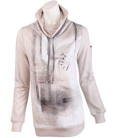 Das maritime  Sweatshirt für  Damen überzeugt in höchster Qualität und  perfekter Passform. 2c1e7553a2
