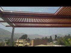 TECHO CORREDIZO SOL Y SOMBRA - YouTube