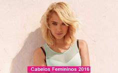 Cortes de Cabelos Femininos 2016