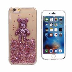 Glittering case is a bit more attractive than usual ones. Email: marketing@mocel-case.com http://mocel-case.com/3d-bear-glittering-tpu-case-for-iphone-6 #caseiPhone6 #iPhone6case #TPUphonecase #wholesaleTPUcase #customphonecase