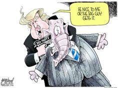 trump cartoons 2016 - Google Search