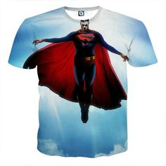 b419c3623dca7 Just Otaku Things - A Piece Of Your Childhood. Superhero TshirtSuperman ...