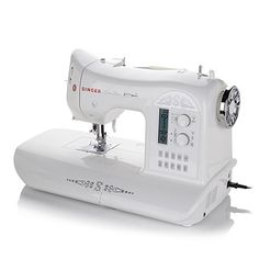 Shop Singer® One Plus Sewing Machine with Value-Added Accessories Package, read customer reviews and more at HSN.com.